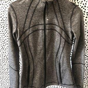 Grey Lululemon Jacket